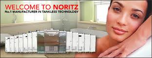 NORITZ Las Vegas Tankless Water Heaters Gas Electric