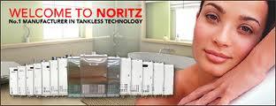 NORITZ Las Vegas Tankless Water Heaters Gas Electric