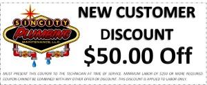 Coupons For A Las Vegas Plumber - Discounts Plumbers Las Vegas Valley, North Las Vegas, Henderson, Summerlin,. Green Valley, Seven Hills NV Specials on Plumbing