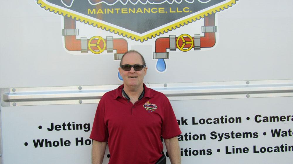 Phil G. Field Supervisor Service Department