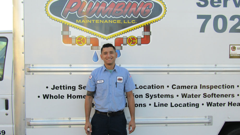 Tony R. Service Department
