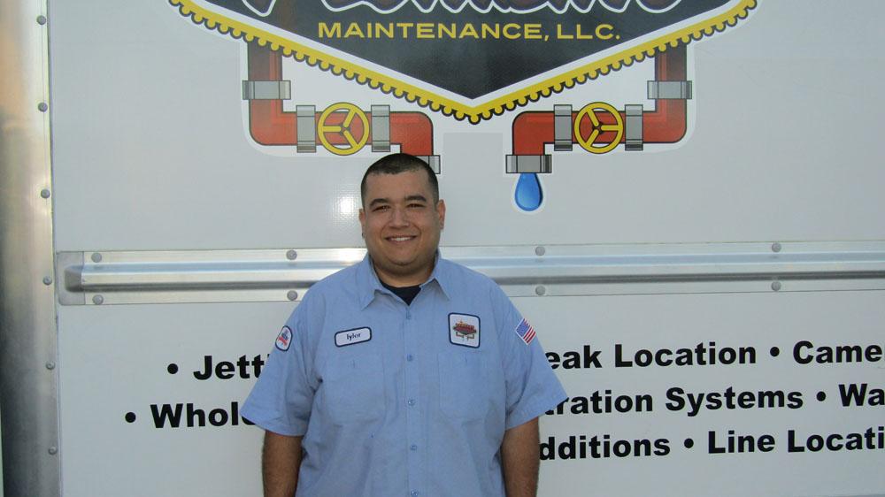 Tyler R. Service Department