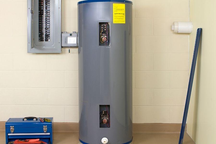 bad water heater