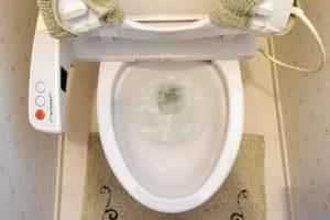 remain flushing