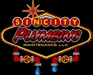Sin City Plumbing Logo
